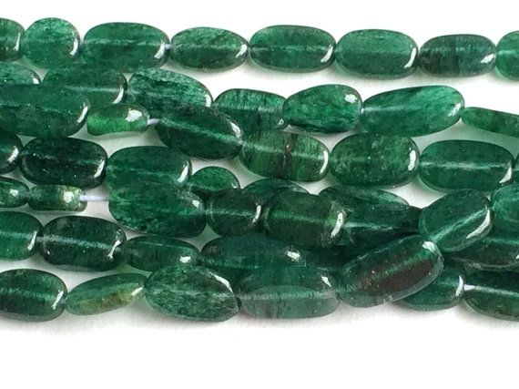 Green Ametrine  Green Ametrine Plain Oval Beads by gemsforjewels