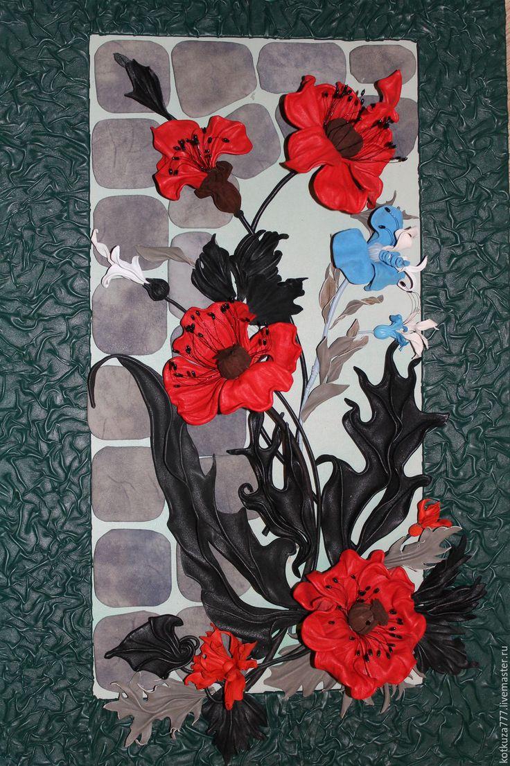 """Купить картина """" Маки"""" - картина, картина в подарок, картина для интерьера, картина с цветами"""