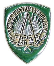 List of SACEURs: NATO's Supreme Allied Commander Europe (SACEUR) [Does SACEUR = SORCERER? Is that shield=Vup=Satan and those two swords make a Vdown=Lucifer, which together form X or XX? So, is that what they're doing in the Middle East- BLACK SACEURY?]