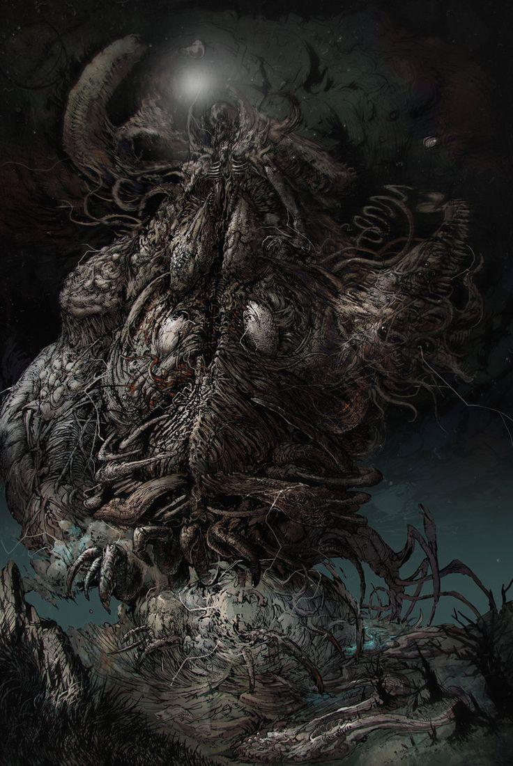 The Dunwich Horror by Carpet-Crawler.deviantart.com on @DeviantArt