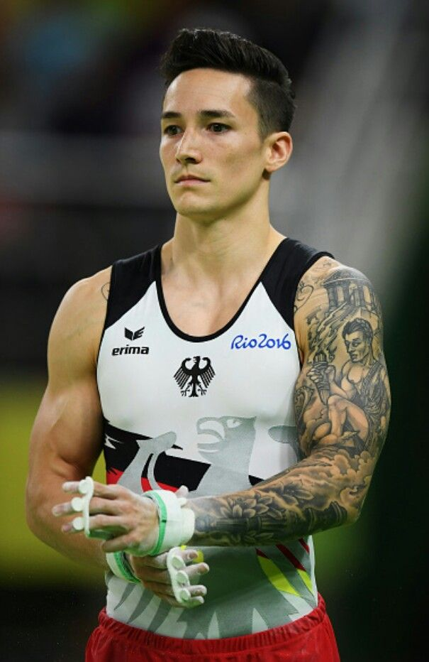 Man Crush of the Day: Olympic gymnast Marcel Nguyen   THE