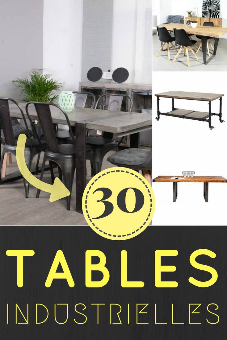 9 Best Mobilier Industriel Images On Pinterest # Meuble Tv Jade Betty