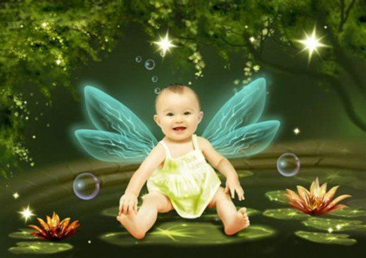 Fairy folklore has been around for centuries.  Many people actually believe fairies exist in another realm that is invisible to the naked eye.  What do you believe???