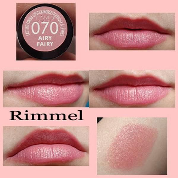 rimmel airy fairy lipstick dupe - Google pretraživanje