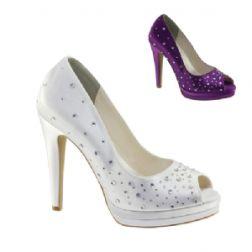 Festhető menyasszonyi cipő 3 / Dyeable bridal shoes 3