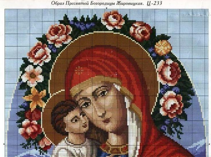 Virgen linda