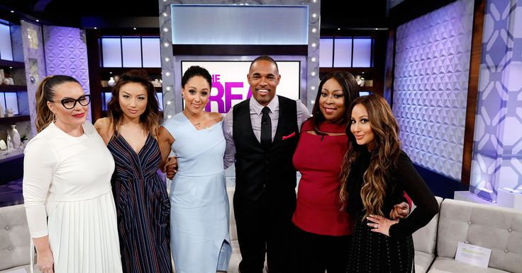 Friday on 'The Real': Jason George & Guest Co-Host Angie Martinez!