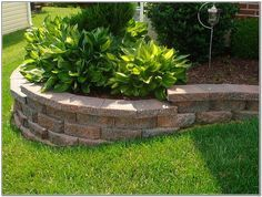 Retaining Wall Ideas For Front Yard - Backyard : VenusVein.com ...