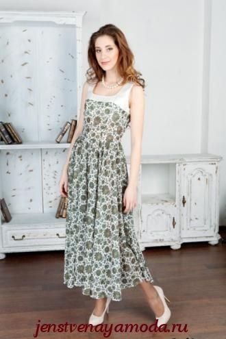 Нежность весны в вашем гардеробе: с чем сочетать зеленые платья, блузки, юбки.