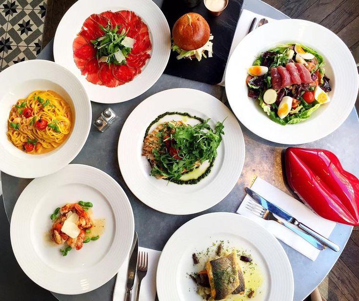 If you're doing lunch then do it properly https://www.instagram.com/p/BJYCKWZBGet/?taken-by=farhanabodi