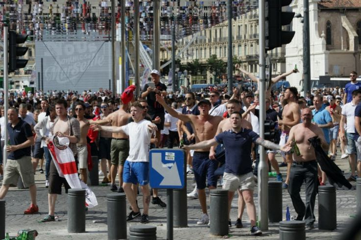 Russian MP suggests that football hooligan violence should be a spectator sport