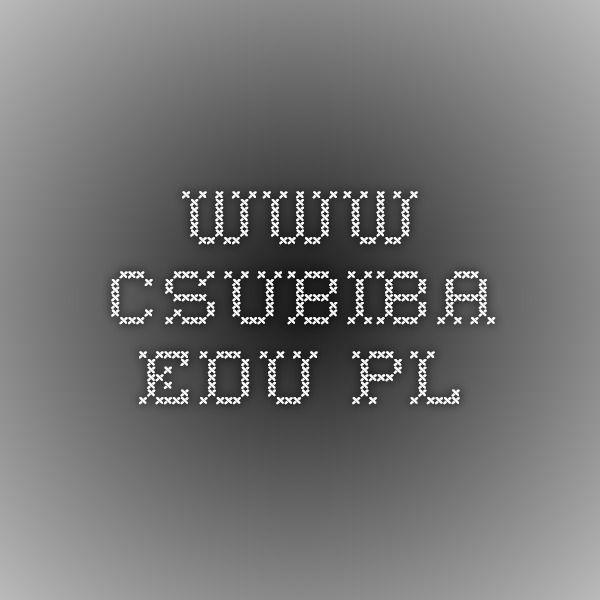 www.csubiba.edu.pl