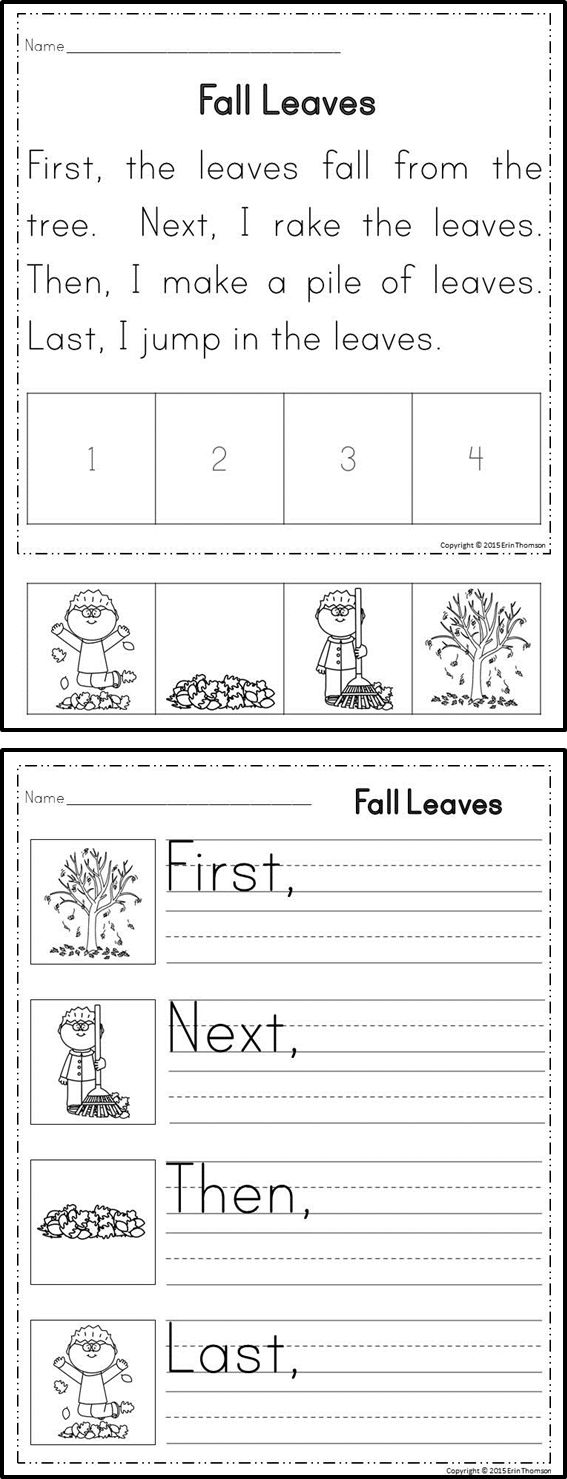Best 25 sequencing activities ideas only on pinterest speech for these activities students will sequence stories using the words first next then robcynllc Choice Image
