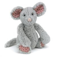 Blossom Grey Mouse £15 #jellycat #mouse