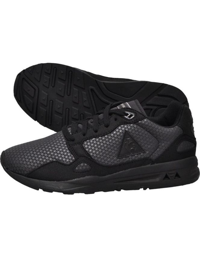 Le Coq Sportif Shoes Men Running Training LCS R900 Silicone Print Black  1521363 | Shoes men and Running