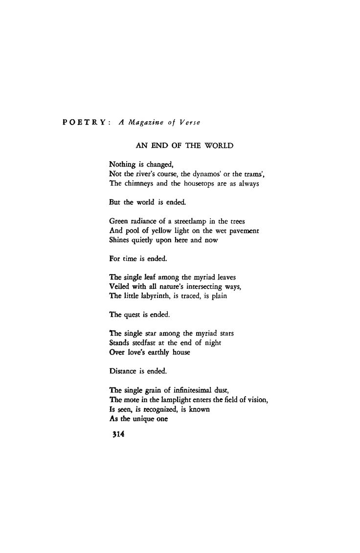 Analysis of Tyutchevs poem Fountain. Images and the meaning of the work