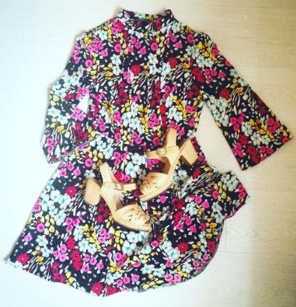 @dartandthread's Martha dress - sewing pattern by Tilly and the Buttons