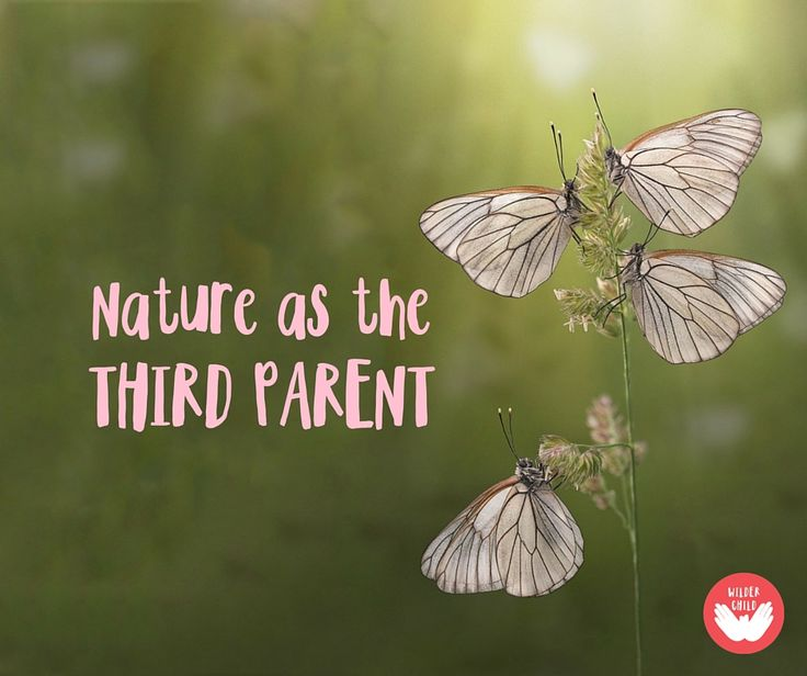 How nature can support you on your parenting journey