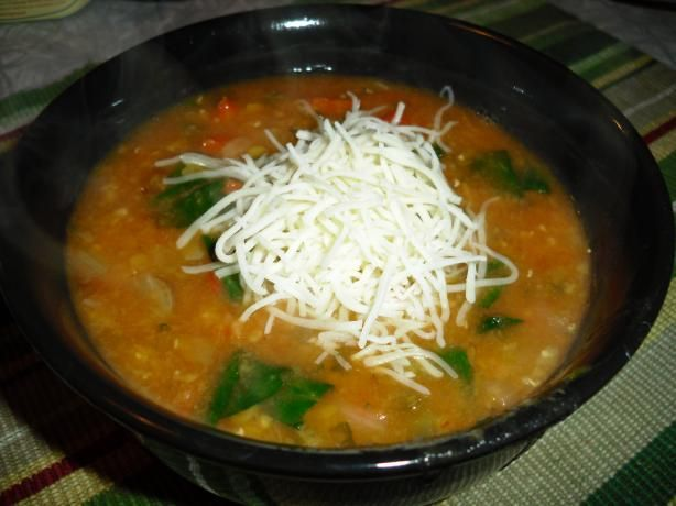 The best Lentil Soup This is soooo good! I had to share ths recipe with my pinterest friends.