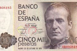 Almost 1.7 Billion Euros in Pesetas in Circulation | Tumbit News Story