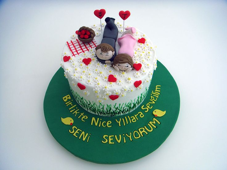 Cake Designs For Birthday Boyfriend : 17 Best ideas about Boyfriend Birthday Cakes on Pinterest ...