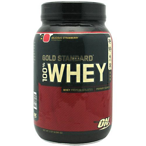 OPTIMUM NUTRITION GOLD STANDARD WHEY 2 LB