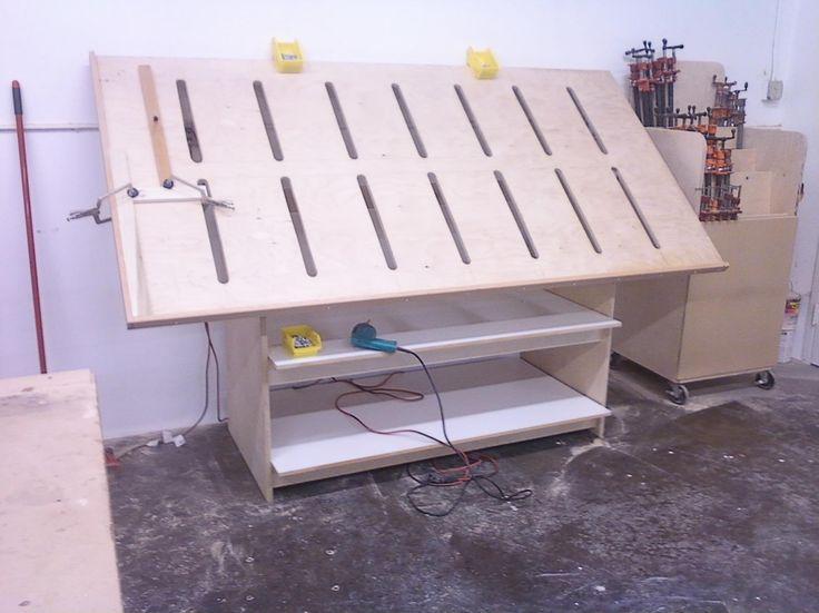 Pin on Wood Shop Ideas