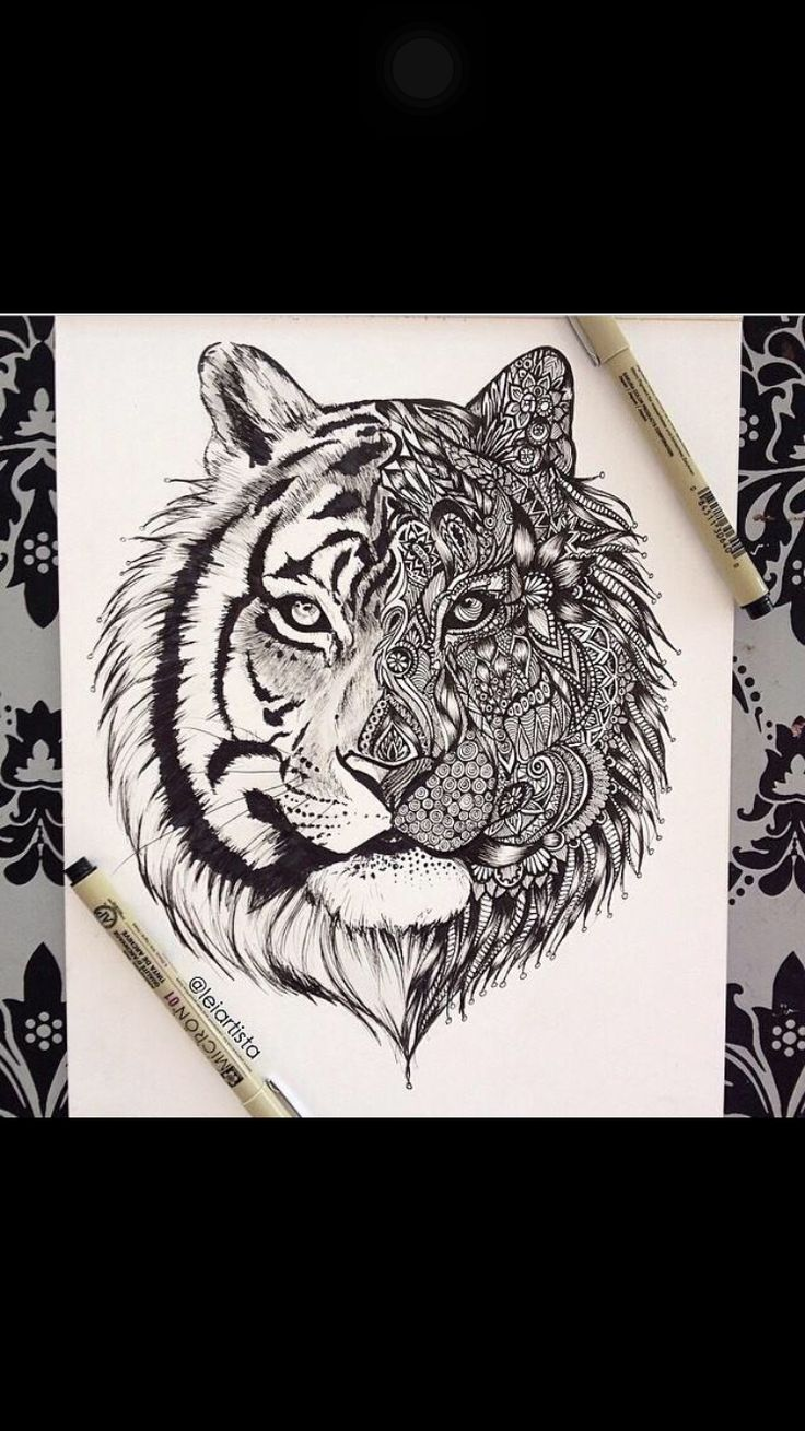 This would be my dream tattoo with water color