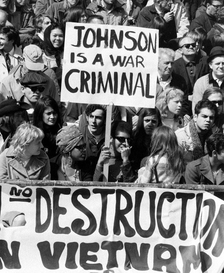 Vietnam War Protests | vietnam-war-protests.jpg