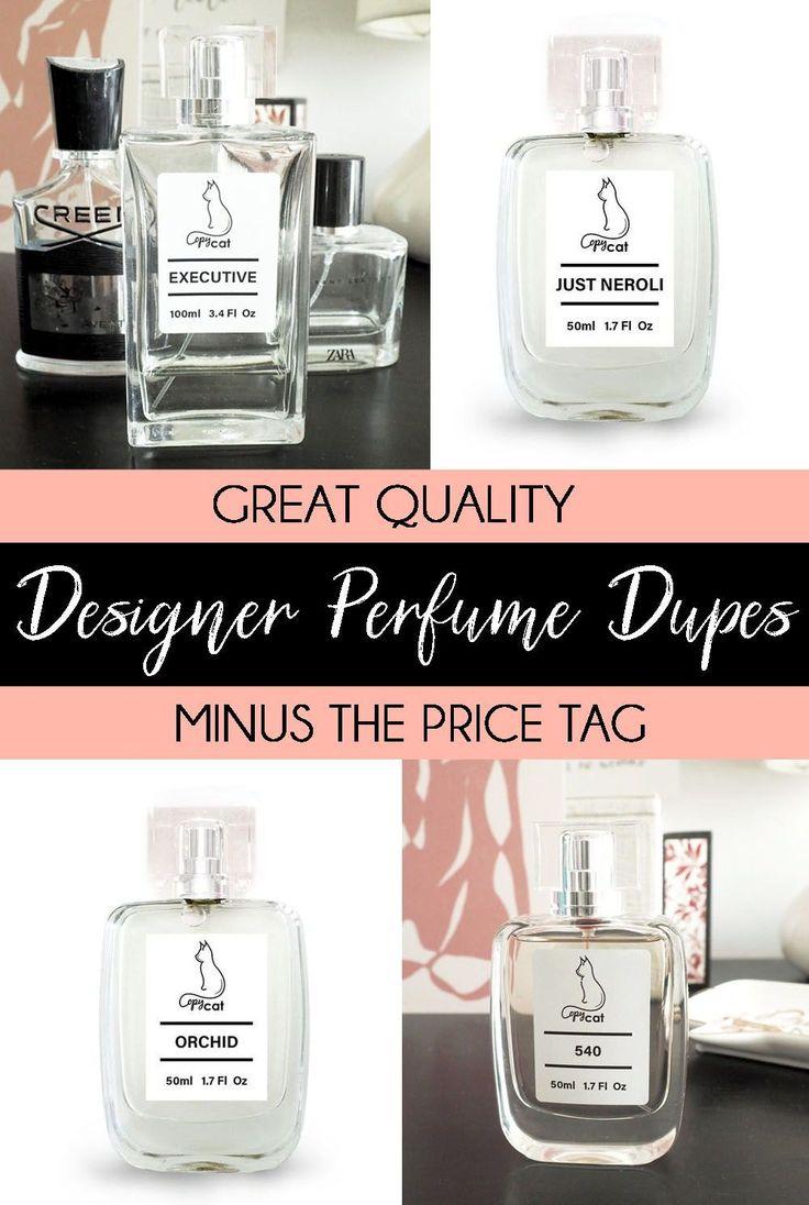 Cruelty Free Designer Perfume Dupes in 2020 Designer