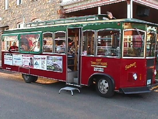 Cody Trolley Tours