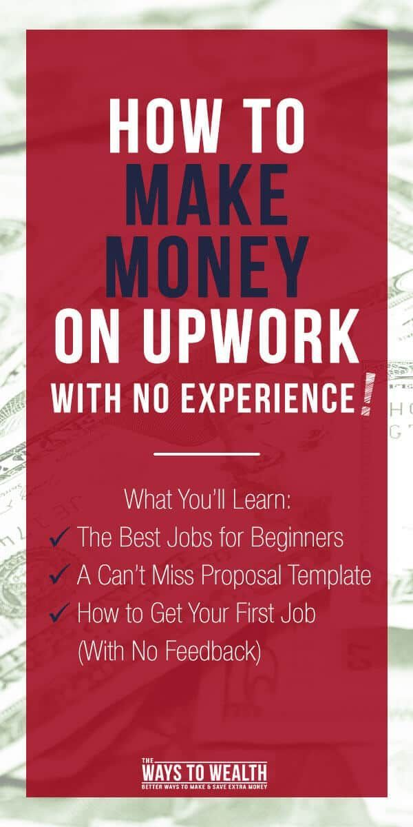 How To Get Your First Job On Upwork Beginner S Guide In 2020 Freelancing Jobs Finance Jobs Learn Web Development