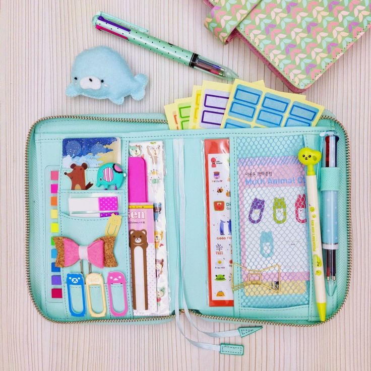 Happiness is Scrappy: Stationary Pouch