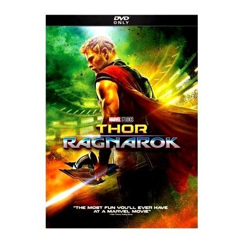DVD BRAND NEW FACTORY SEALED PRE-ORDER SHIPS ON 03/06/18OUR MOVIES ARE RENTAL EDITION. WHAT DOES THIS MEAN?THEY ARE EXACT AS RETAIL EXCEPT IT WILL NOT... #fictionpre #order #comedy #action #ragnarok #thor