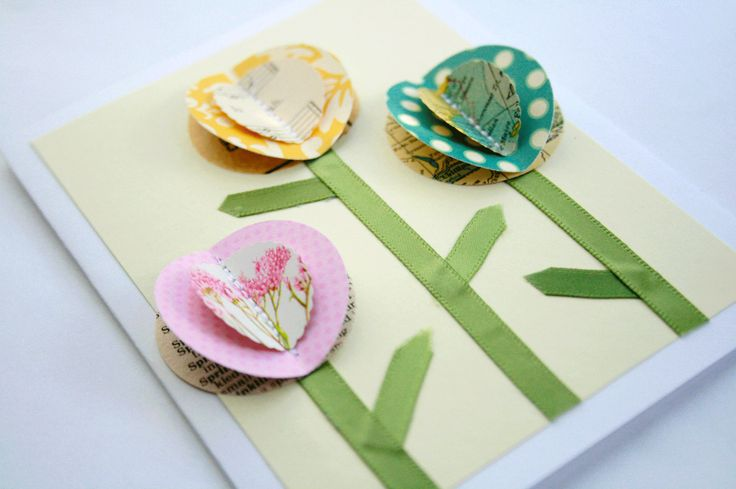 Say Thanks With A DIY Mother's Day Card!www.stelladot.com/dawnbiddlecomb