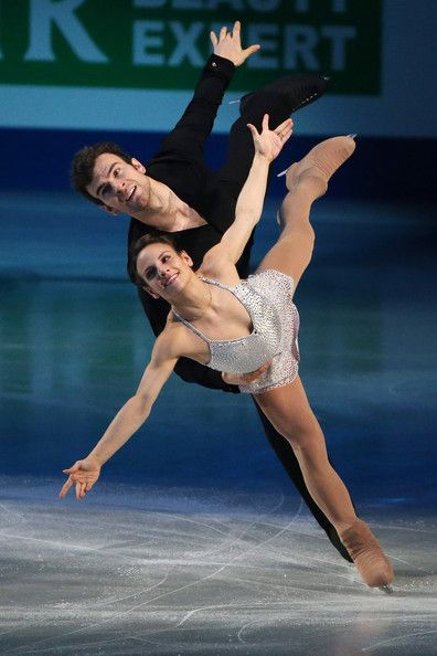 Meagan Duhamel Photos - ISU World Figure Skating Championships: Day 1 - Zimbio
