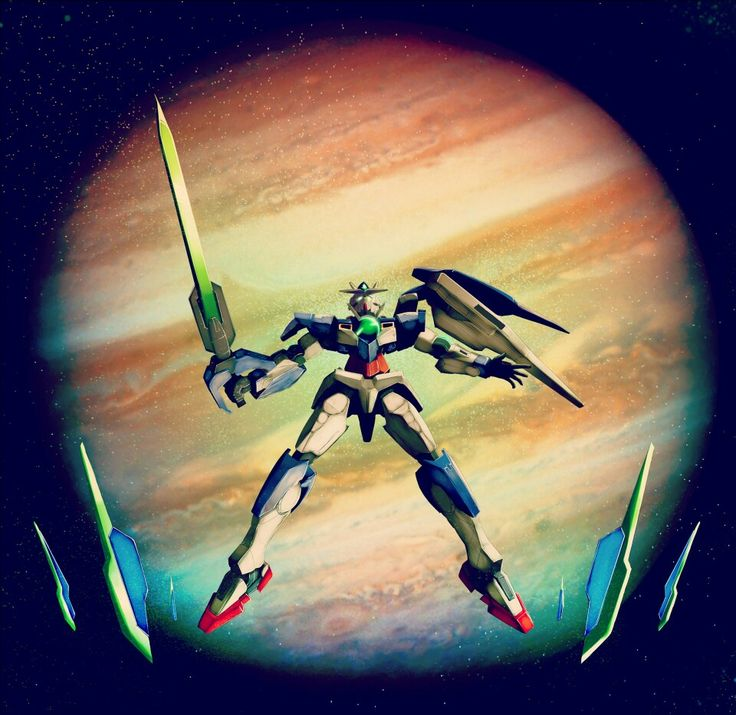 Gundam 00Qant