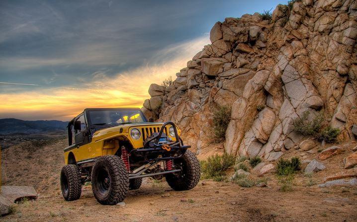 No road no problem, my jeep my adventure
