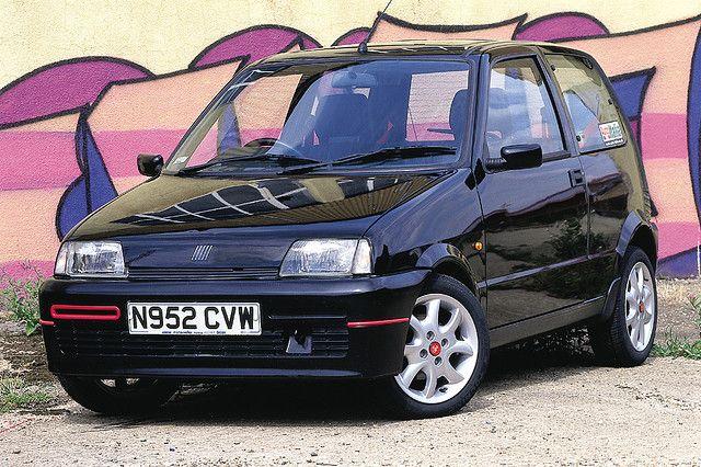 My Fiat Cinquecento Sporting | by fiat124specialt