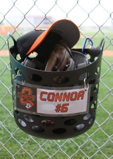 Life with the Depews: Goodies for the Baseball Team