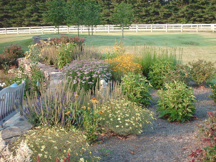 Cutting garden Landscape Designs Pinterest