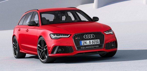 «Заряженный» универсал для бездорожья от Audi появится через год / Только машины