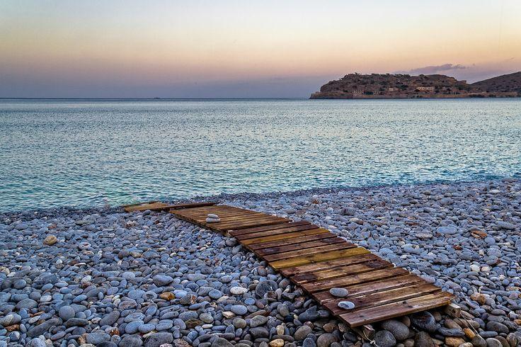 Plaka,Elounda,Crete.