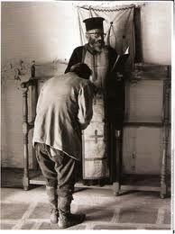 Ἅγιος Ἰωάννης ὁ Πρόδρομος: Προσευχή πριν την  εξομολόγηση.