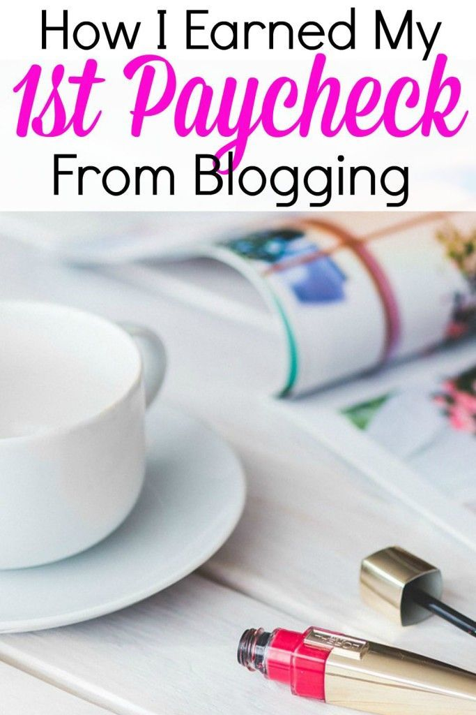 If I can make money from my blog, anyone can. In less than 6 months of blogging, I started making money from my blog.