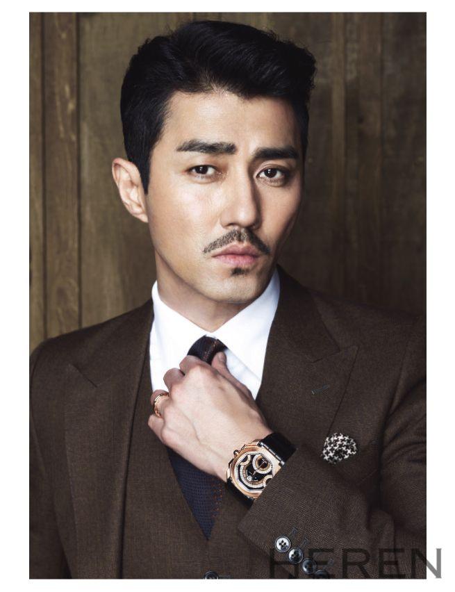 Cha Seung Won - Heren Magazine January Issue '15