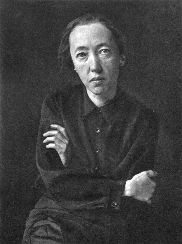 Artist Noemi Ferenczi, 1926 by André Kertész