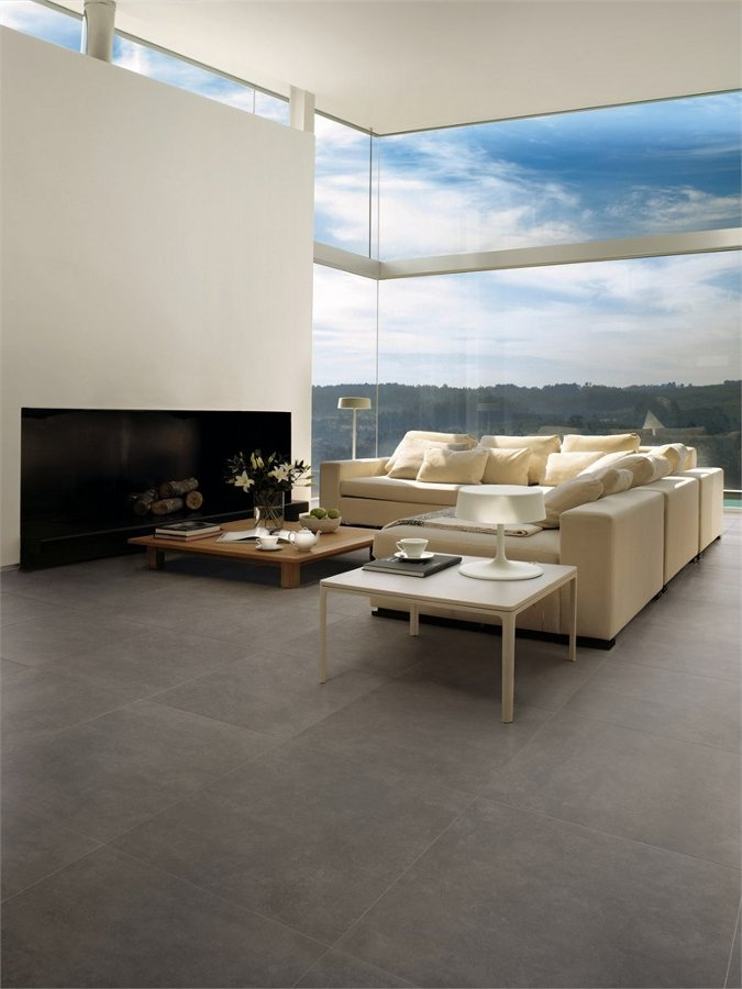 Porcelain Stoneware Floor Tiles EXTREME By @Margres Ceramic Style #fireplace  #interiors
