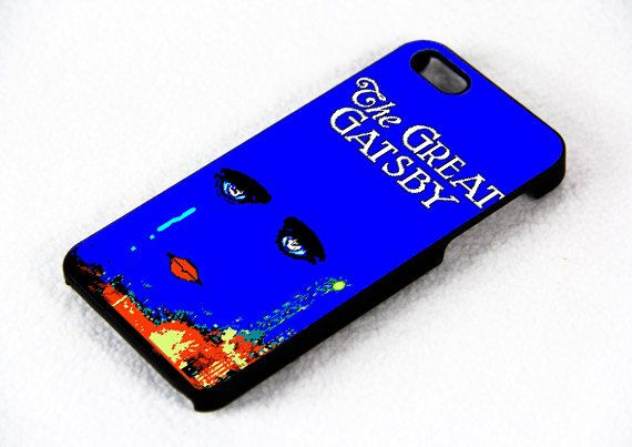 The Great Gatsby  Design For iPhone 4/4s Case or by FixCenter, $15.00