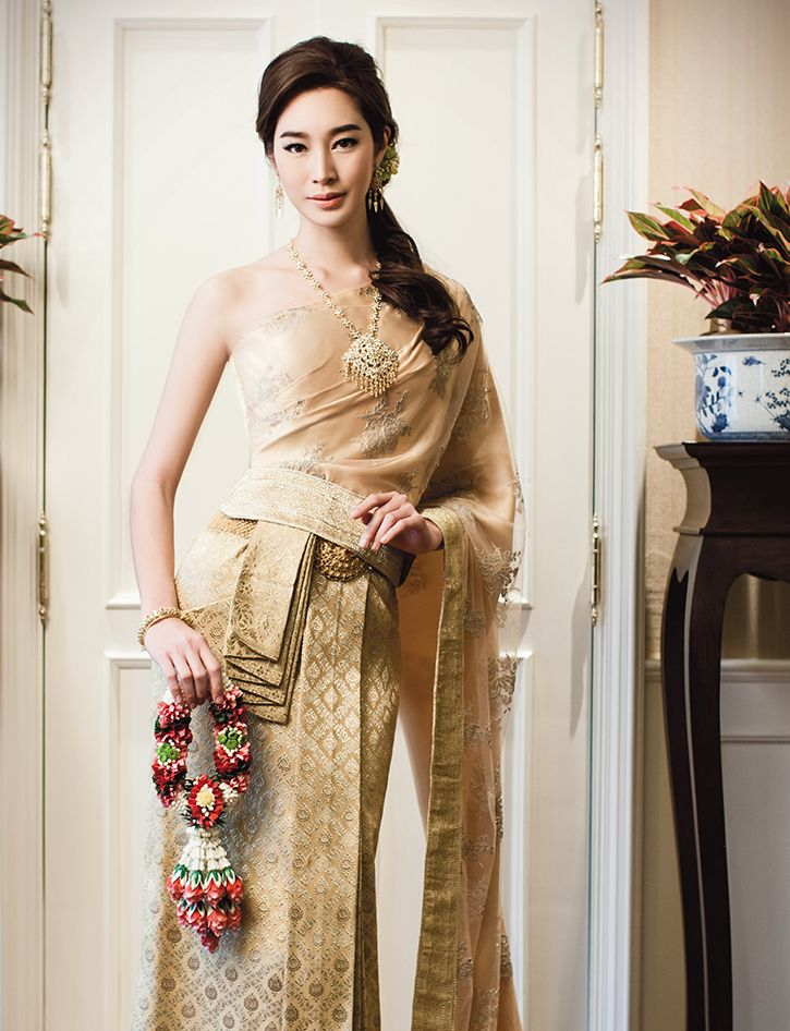 34 best images about Thai dress on Pinterest | Traditional ...